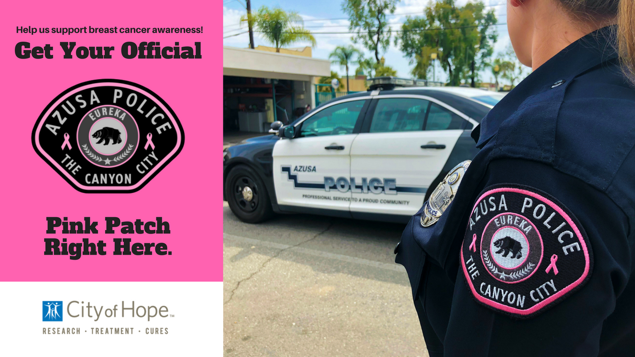 Pink Patch advertisement