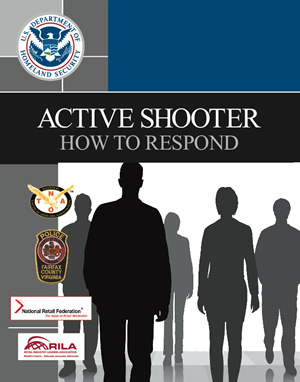 active shooter book cover
