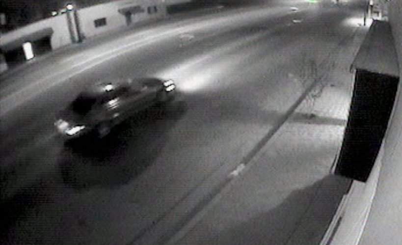 Hit-And-Run Update: Video And Photo Released - Azusa Police Department