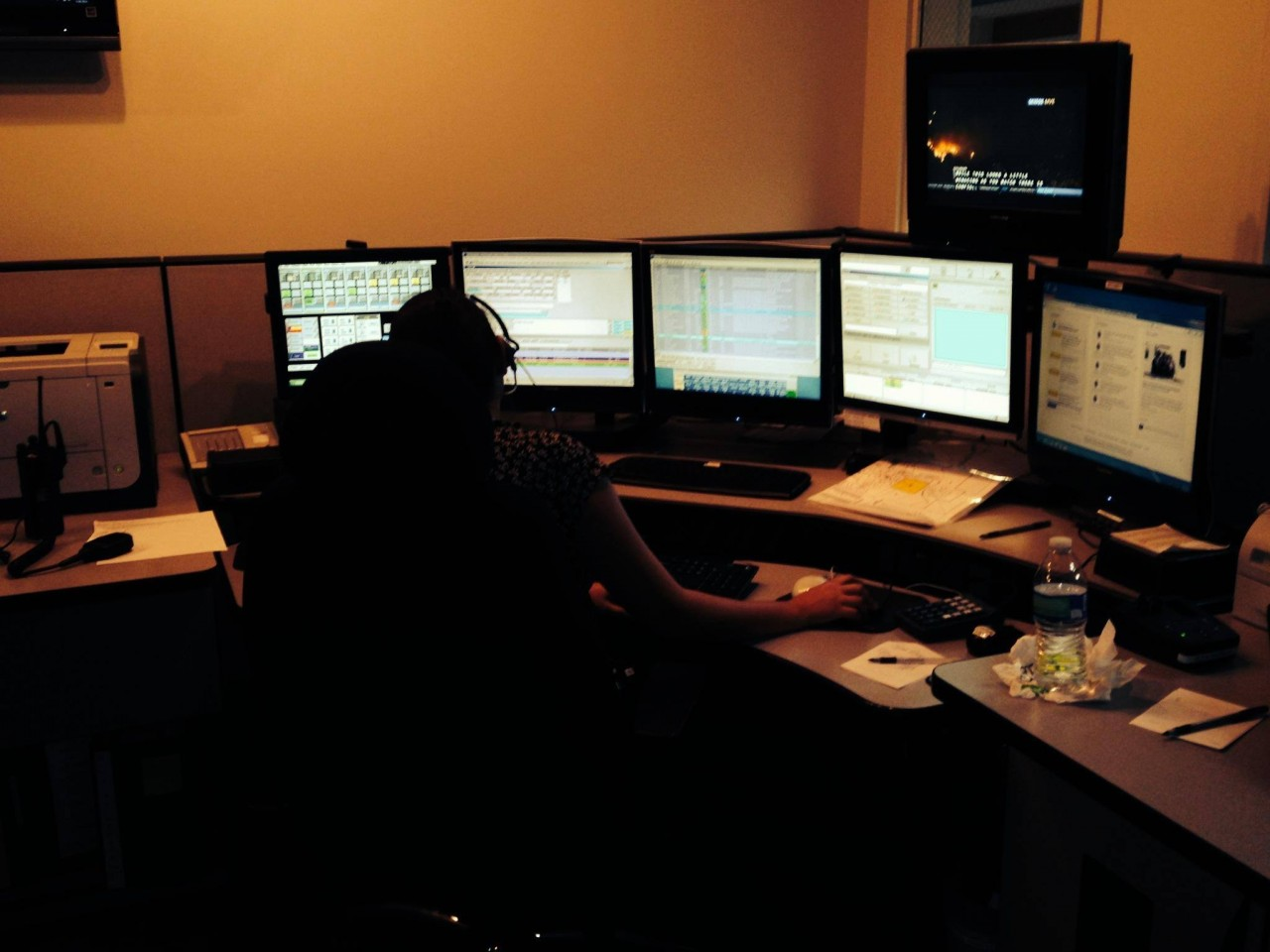 National Public Safety Telecommunicator's Week