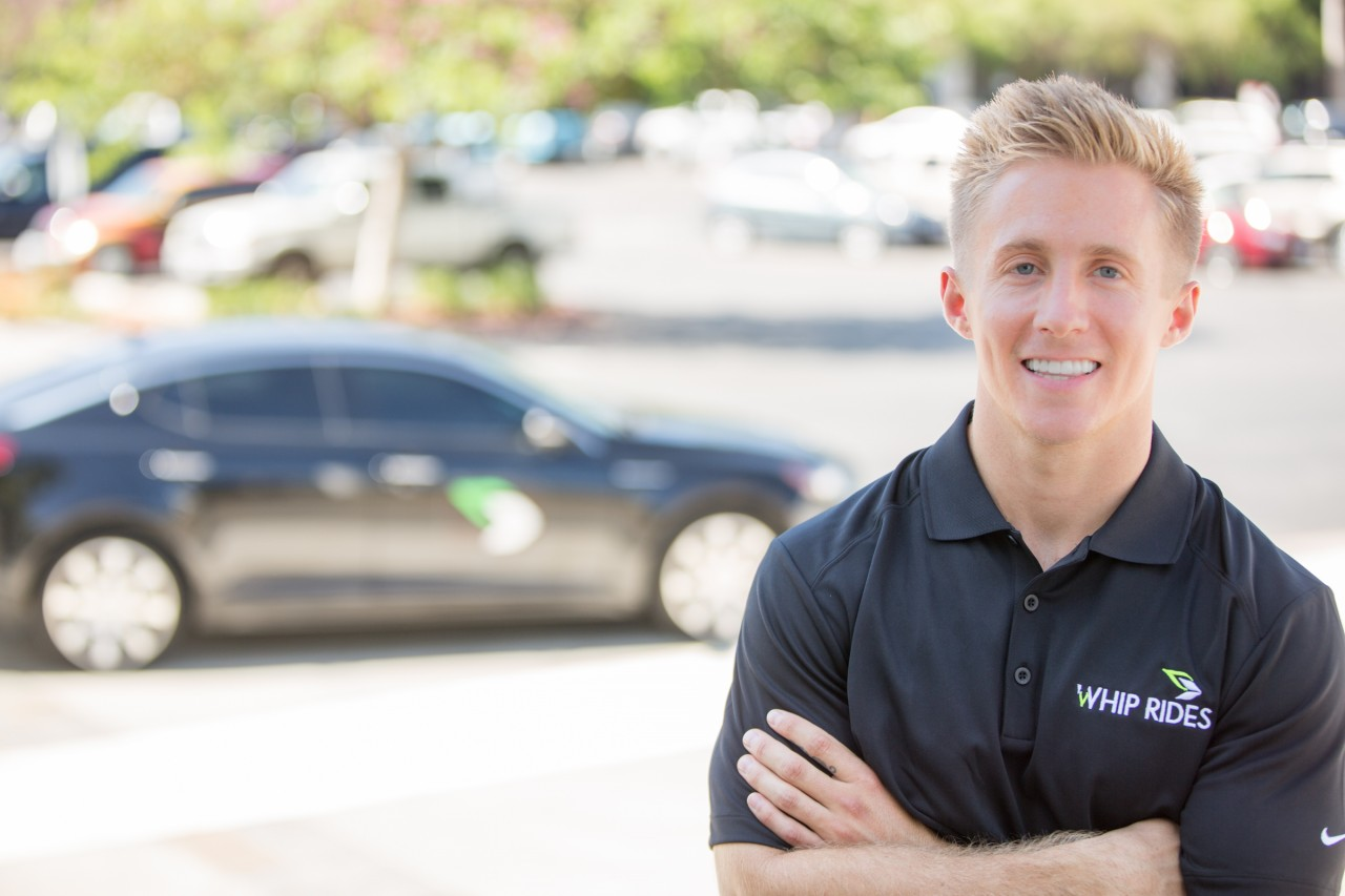 APU Graduate Offers Safe-Ride Service