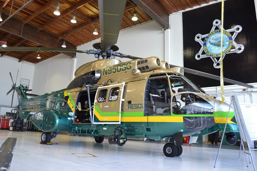 Air Rescue 5 - Saving Lives In Azusa