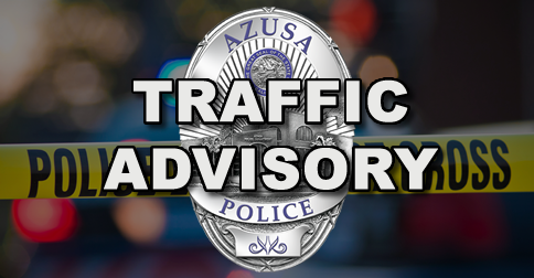 Traffic Advisory for APU Move-in Day